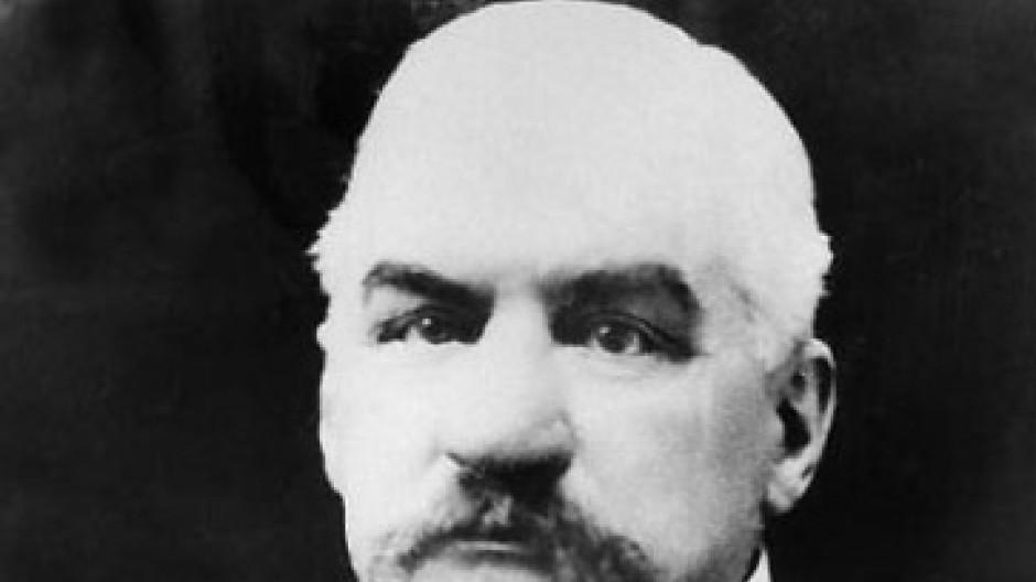 JP Morgan sr. rettete 1907 das Land vor einer Wirtschaftskrise, die er mit verursacht hatte