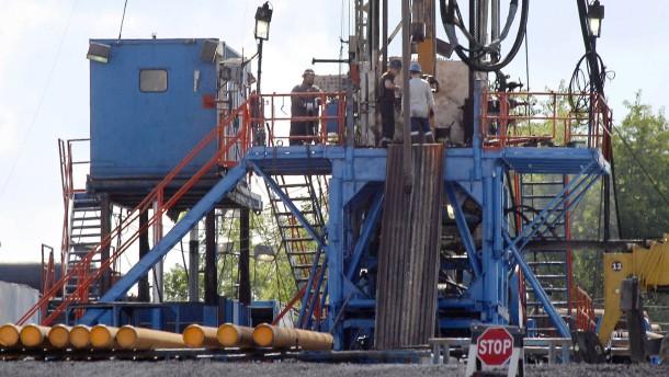 Verdirbt Fracking das Trinkwasser?
