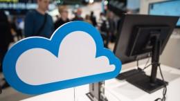Das Cloud-Geschäft wächst in den Himmel