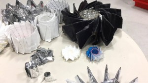 Nasa entwickelt Raumschiffe mit Hilfe von Origami