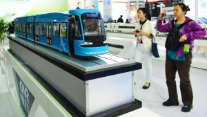 Chinas Zughersteller wollen durch Mega-Fusion Bahn-Weltmarkt erobern