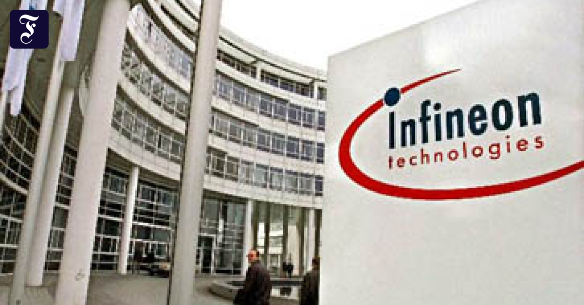 Kurs Aktuell Infineon