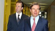 Die Brüder Haffa im Jahr 2003