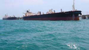 Ölpreis steigt nach Tanker-Stopp