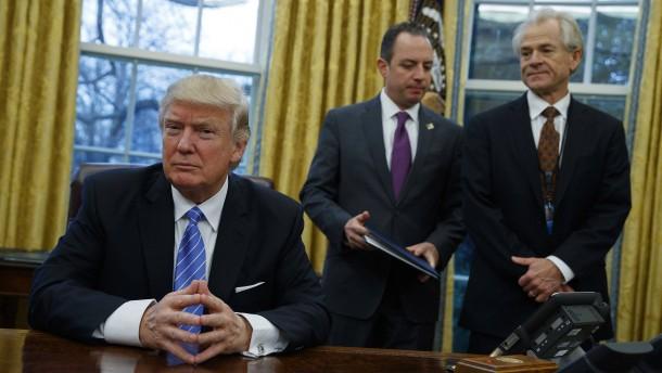 Der Nationalökonom im Weißen Haus