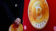 Bitcoins sind begehrt