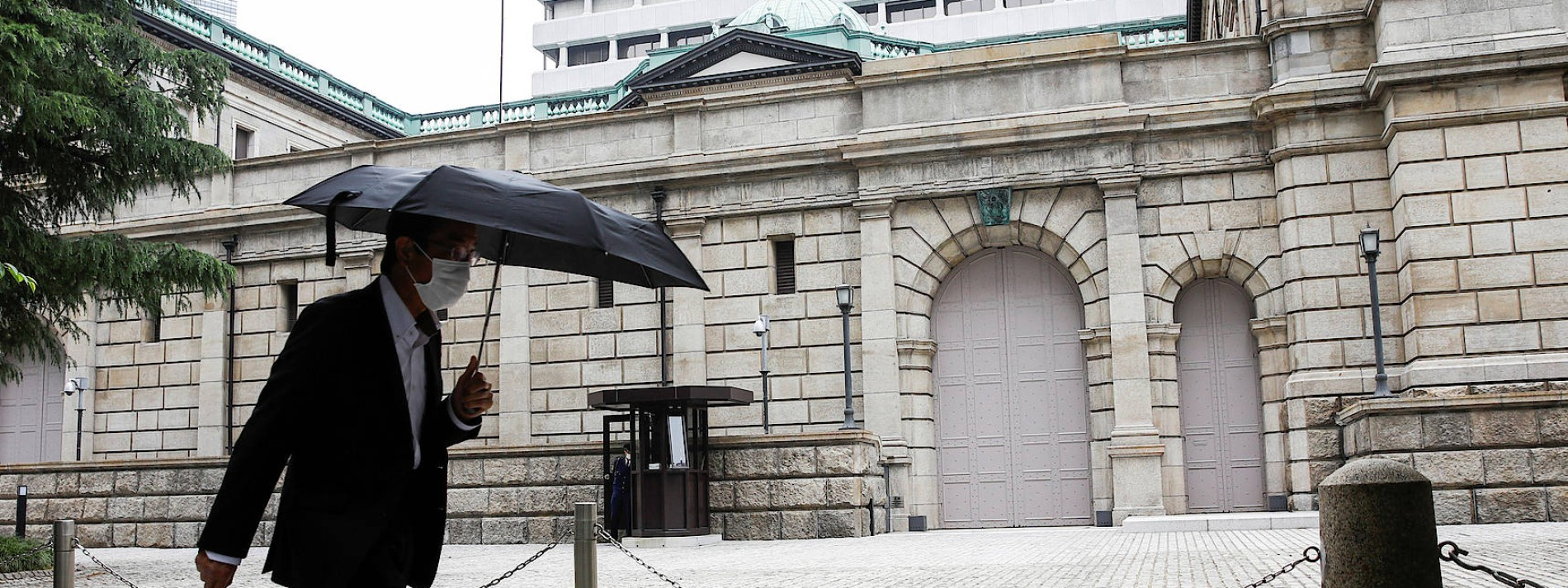Japans Wirtschaft ist auf Schrumpfkurs