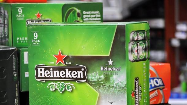 Heineken Kisten