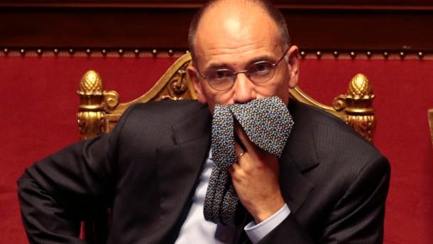 Politischer Wirbel in Italien