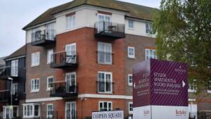 Londoner Häusermarkt droht Einbruch wegen Brexit