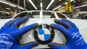 Diesel und Kartellverdacht überschatten gute BMW-Zahlen