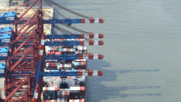 Die Schifffahrt zeigt Zeichen der Erholung