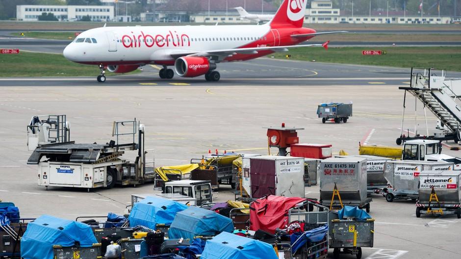 Gepäckverlust an deutschen Flughäfen besonders häufig