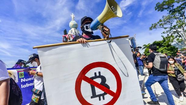 Holpriger Start für den Bitcoin
