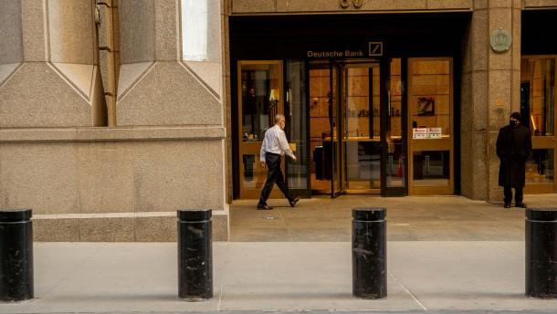 Deutsche Bank stolpert in Hongkong