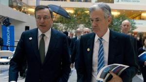 Zinspolitik im Schneckentempo