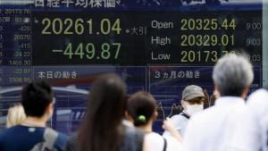 Börsen entspannen sich trotz Handelsstreit