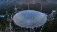 China findet keinen Astronomen für sein Riesenteleskop