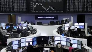 Dax profitiert von Ölpreisanstieg und Euro-Schwäche