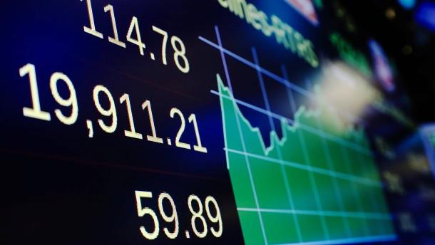Amerika wartet auf einen Dow Jones von 20.000 Punkten