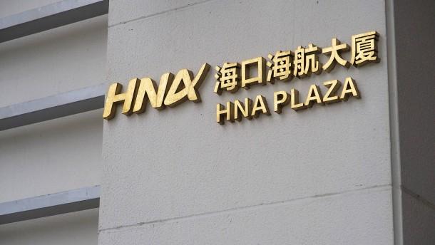 Deutsche-Bank-Großaktionär HNA verkauft weitere Bauflächen