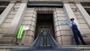 Bank of Japan lässt Raum für weitere Lockerung