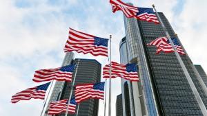 Amerikaner kaufen mehr Autos