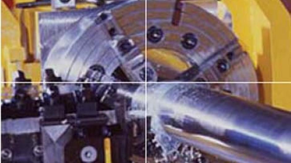 Ausrüstungsproduktion bei SBO