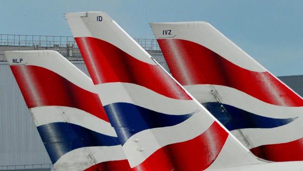 Hackerangriff könnte British Airways 205 Millionen Euro kosten