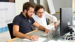 Deutsche Finanz-Start-ups streben ins Ausland