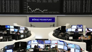 Der Anlegerblick geht nach unten