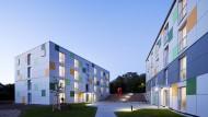 Trier setzt auf vorgefertigte, stapelbare Appartements.