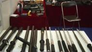 China exportiert Folterwerkzeuge