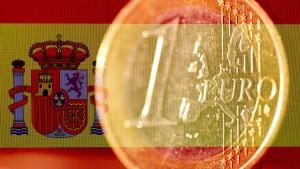 Drastischer Rückgang der Renditen für spanische Kurzläufer
