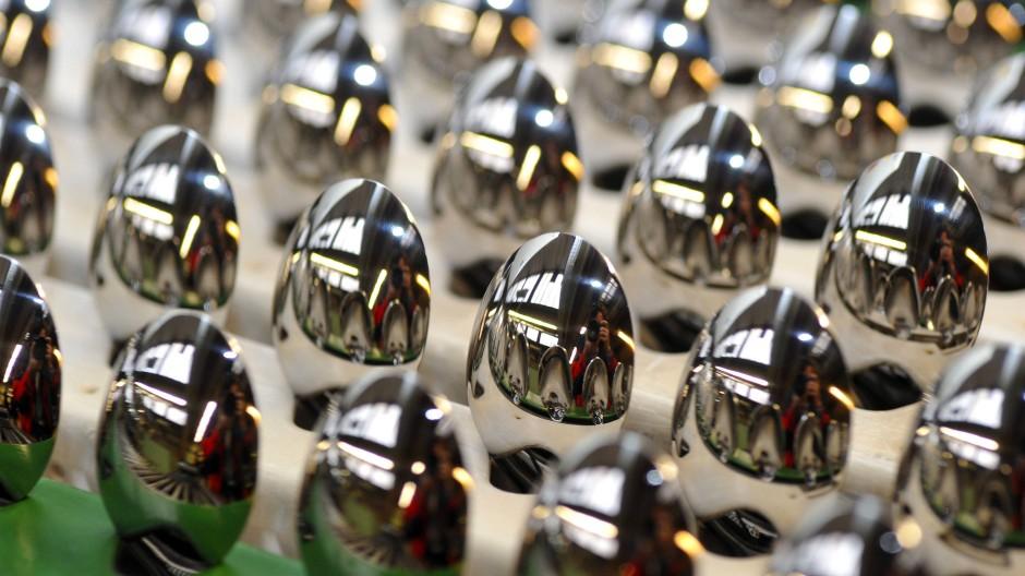Silberne Löffel: Der Finanzinvestor KKR verdreifachte seinen Einsatz durch den Verkauf des Besteckherstellers WMF