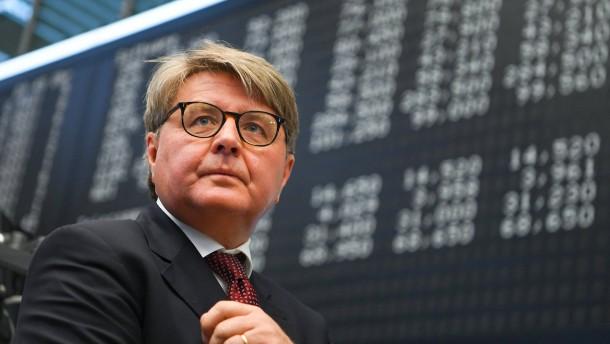 Deutsche Börse sucht dringend Übernahmekandidaten