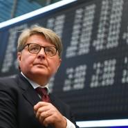 Börsenchef Theodor Weimer