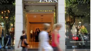 Spaniens Modeketten erobern die Einkaufsstraßen