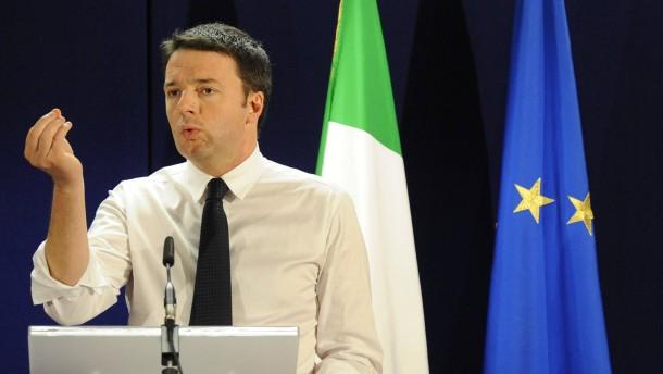 Renzi sorgt für Optimismus am Aktienmarkt