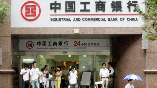 Chinas Banken schlagen sich in der Krise am besten
