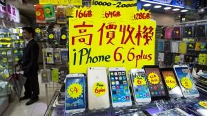 Sorgen um das Ende des Smartphone-Booms