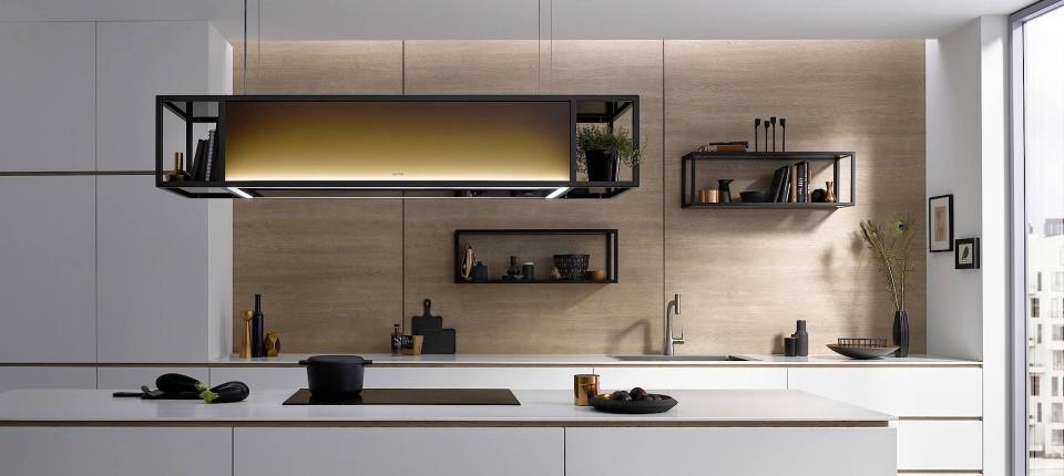 k chentrends 2019 auf der messe living kitchen in k ln. Black Bedroom Furniture Sets. Home Design Ideas