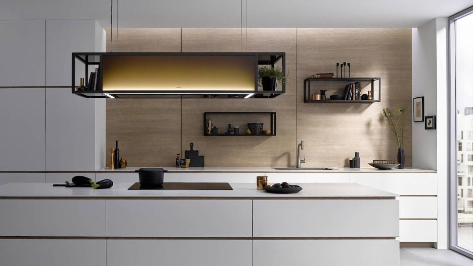 Living kitchen in köln zeigt die neusten küchentrends 2019