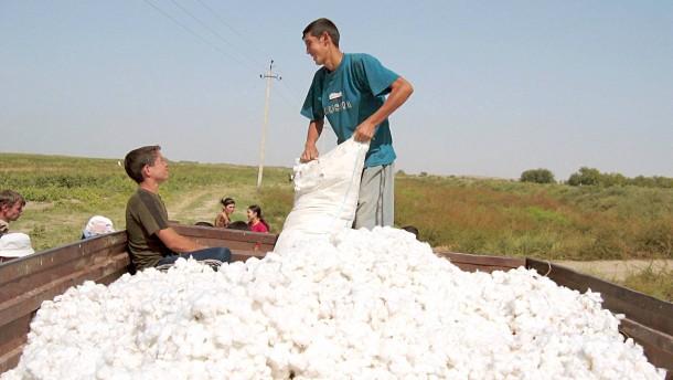Zu wenig Wasser - Zentralasien drohen große Konflikte