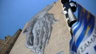 Kredit verschafft Griechenland Luft