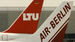 Aktie von Air Berlin sinkt auf Allzeittief