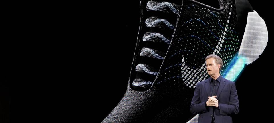best sneakers 8f575 e01e6 Der Turnschuh Nike HyperAdapt 1.0 ist etwas für bequeme Sportler.