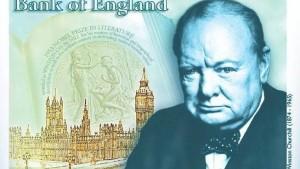Briten drucken bald Banknoten aus Kunststoff