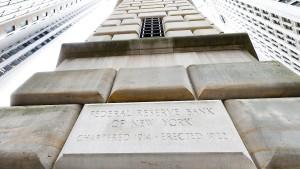 Die Fed stellt den Banken nun täglich 75 Milliarden Dollar Nothilfe bereit