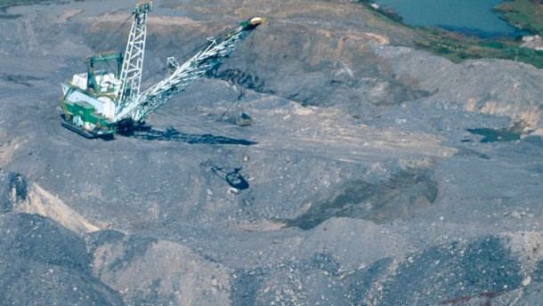 Streit um Südafrikas Kohle